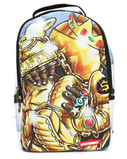 Sprayground - Gold Astronaut Backpack