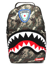 Sprayground - Japan Camo Shark Backpack