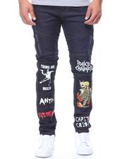 Iroochi - Capital Crisis Jeans