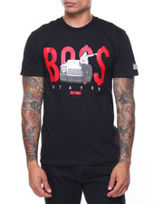OUTRANK - S/S Boss Bred Tee
