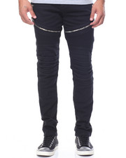 Jeans - 3D Knee Twill Pants