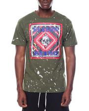 Shirts - Desert Dreams Box Print Tee