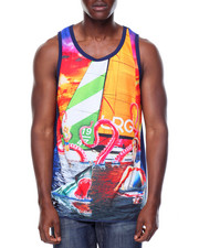 LRG - Sink or Swim Tank
