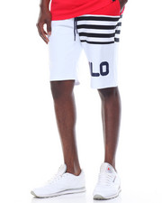 Hudson NYC - Kilo Striped Shorts