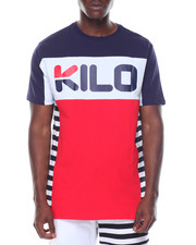 Shirts - Kilo Striped Tee
