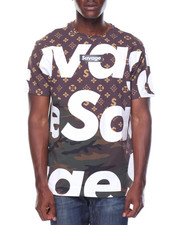 Men - Savage All Over Printed Tee