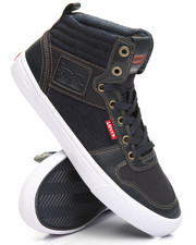 Levi's - Wilshire Denim High Top Sneakers
