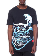 Men - Waves Tee