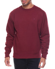 Sweatshirts & Sweaters - Powerblend Basic Crew Sweatshirt W Small