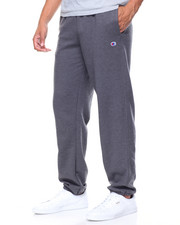 Men - Powerblend Basic Relaxed Bottom Fleece Pant