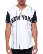 T-Shirts - S/S Ny Baseball Tee