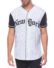 Shirts - S/S Ny Baseball Tee