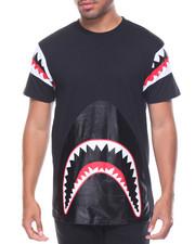 Shirts - Shark Teeth Trimmed Tee
