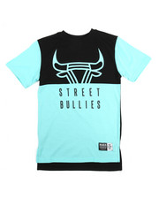 Boys - Street Bullies Patch Tee (8-20)