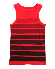 Boys - Stripe Tank Top (8-20)