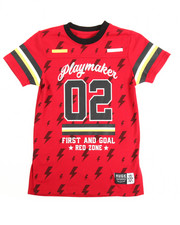 Boys - Playmaker Tee (4-7)