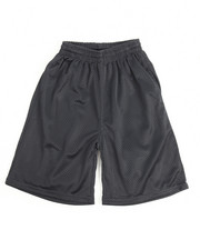 Boys - Solid Mesh Short (8-20)