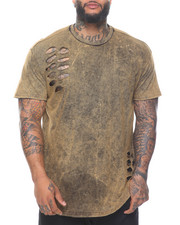 Buyers Picks - Tie Dye Ripped Shirt (B&T)