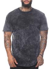 Men - Tie Dye Solid Shirt (B&T)