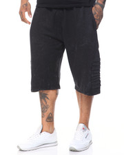 Flysociety - Moto French Terry Short (B&T)