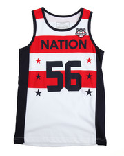 Tops - 4th Coming Tank Top (8-20)