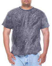 Men - Tie Dye Solid Shirt (B&T)