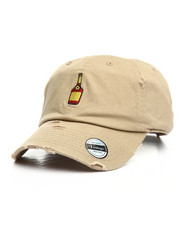 Hats - Vintage Distressed Bottle Dad Hat