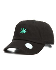 Hats - Marijuana Leaf Dad Hat