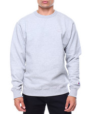 Men - Powerblend Basic Crew Sweatshirt W Small