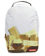 Sprayground - Gold Bricks Backpack