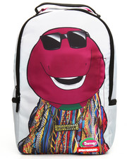 Sprayground - Biggie Barney Backpack