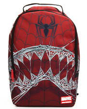 Accessories - Marvels Spiderman Webbed Shark Backpack