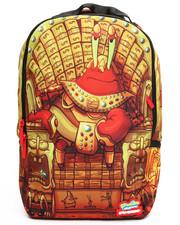 Backpacks - Mr Krabs Pharoah Backpack