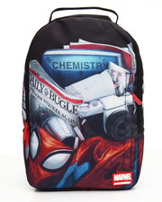 Backpacks - Marvels Day In The Life Of Peter Parker Backpack