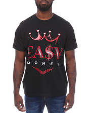 Men - S/S Easy Money Tee