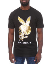 Men - Paidboy Sequin Tee