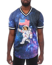 Men - Space Bear Jersey