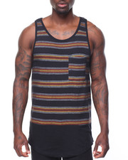 Buyers Picks - Slub Pique Stripe Tank