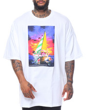 LRG - S/S Sink Or Swim Tee (B&T)