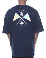 LRG - S/S Loose Lips Sink Ships Tee (B&T)