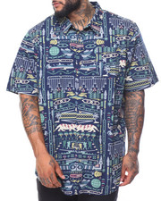 LRG - Flatbed S/S Woven (B&T)