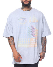 LRG - S/S Life Aquatic Tee (B&T)