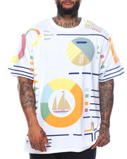 LRG - S/S Explorer Knit Tee (B&T)