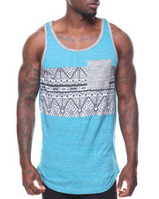 Buyers Picks - Tribal Printed Tank