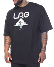 LRG - S/S Lifted Stripes Tee (B&T)