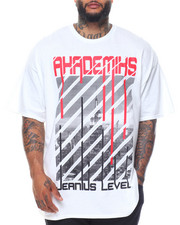 Men - S/S Jeanius Level Tee (B&T)