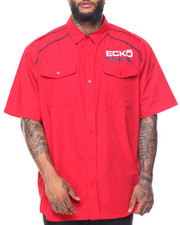 Ecko - Trooper Short Sleeve Woven (B&T)