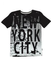 Boys - New York City S/S Tee (8-20)