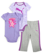 Infant & Newborn - 3 Piece Bodysuit/Pant Set (Infant)