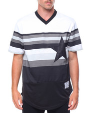 Buyers Picks - 34 Starz Stripe Jersey With Applique